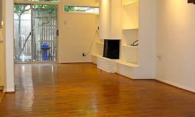 Living Room, 3321 Cole Ave, 0