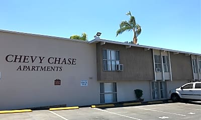Chevy Chase Apartments, 1