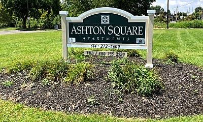 Ashton Square, 1