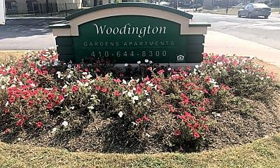 Woodington Gardens Apartments, 1