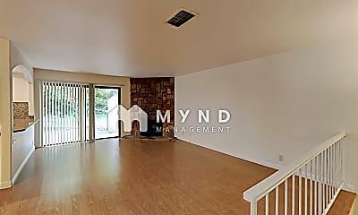 Living Room, 7856 Hampton Ln, 1