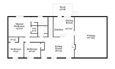 Building, 9901 Lancewood Rd, 1