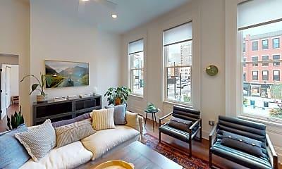 Living Room, 1003 Walnut St, 0