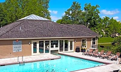 Pool, Sun Valley Lake, 0
