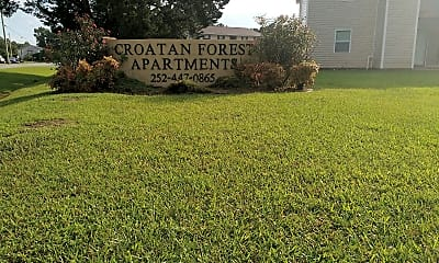 Croatan Forest Apartments, 1