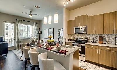 Living Room, 800 Brazos, 0