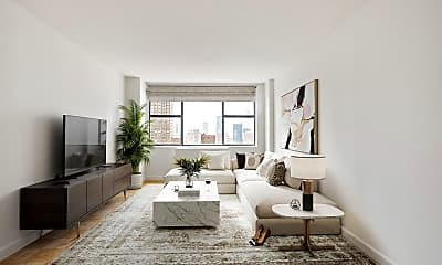 Living Room, 40 West 60th St., 1