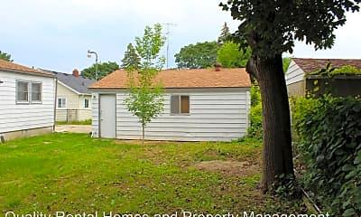 Building, 2833 Prospect St, 2