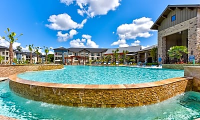 Pool, The Pointe At Valley Ranch Town Center, 2