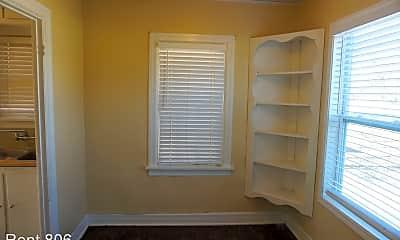 Bedroom, 2309 27th St, 2