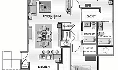 Kitchen, 3 Seitz Terrace, 2