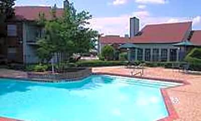 Pool, Hunter Park, 0