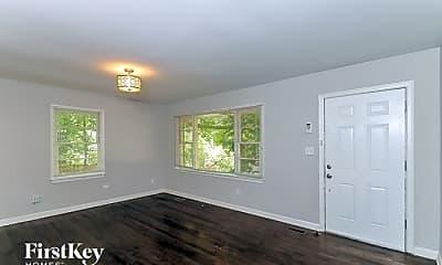 Living Room, 2076 W Flat Shoals Terrace, 1