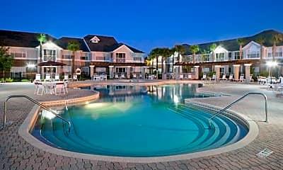 Pool, Heritage Estates Garden Homes, 1