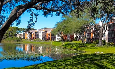 Building, The Park at Gibraltar Apartments, 1