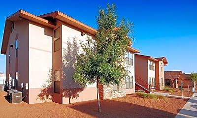 Building, Desert Palms, 0