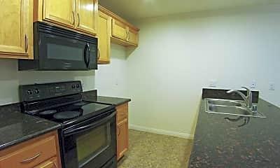 Kitchen, Sundial, 1
