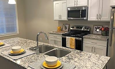 Kitchen, Meadows at Park Avenue Apartments, 0