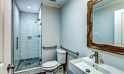 Bathroom, Cook's Creek Apartments, 2