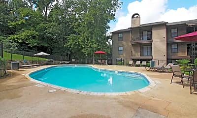 Pool, Woodland Trails, 0