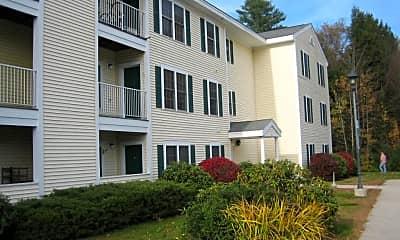 Building, Pine View Apartments, 0