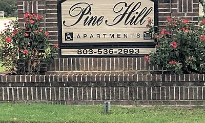 Pine Hill Apartments, 1
