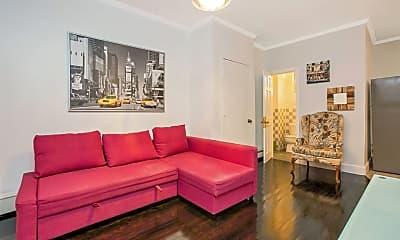 Living Room, 154 Van Horne St 1, 0