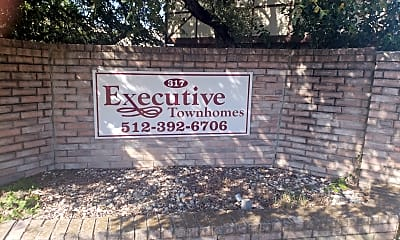 Executive Townhomes, 1