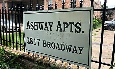 Ashway Apartments, 1