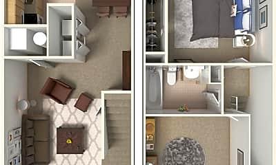 Building, 2380 Pinecrest Dr, 1