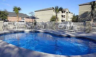 Pool, The Dominion, 0