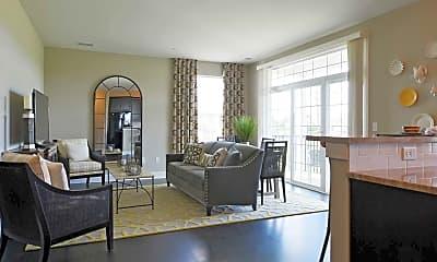 Living Room, Barclay Glen North, 1