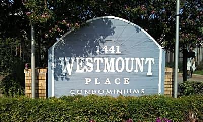 Westmount Place Condos, 1