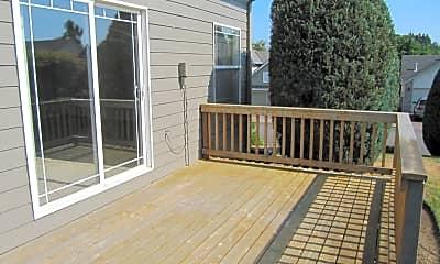 Patio / Deck, 5465 Catalina St SE, 2