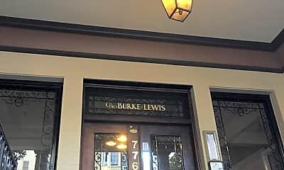 Burke Lewis Apartments, 1