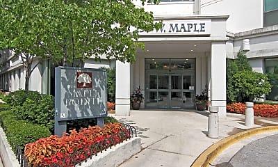 Community Signage, Maple Pointe Senior Apartments, 2