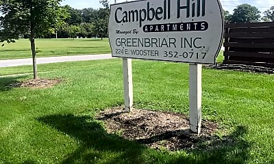 Campbell Hill Apartments, 1