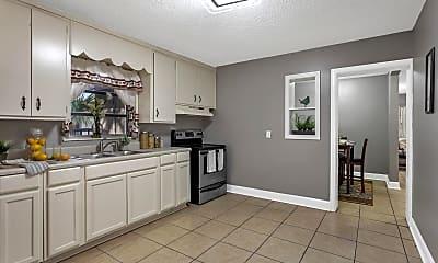 Kitchen, 28 W 45th St, 2