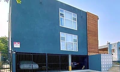 Building, 1217 N Virgil Ave 5, 2
