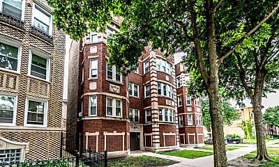 Building, 8155 S Ingleside Avenue, 0
