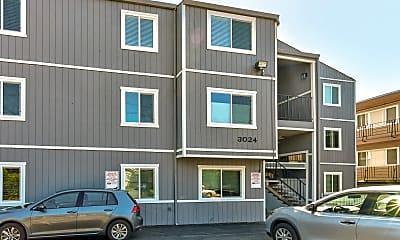 Building, 3024 Fruitvale, 0