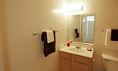Bathroom, Briarcliff Villas, 2