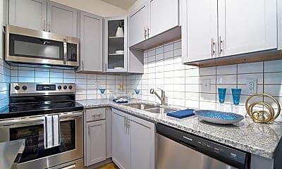 Kitchen, Comet Bermuda Run, 0