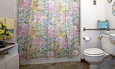 Bathroom, Citizen's Plaza, 2
