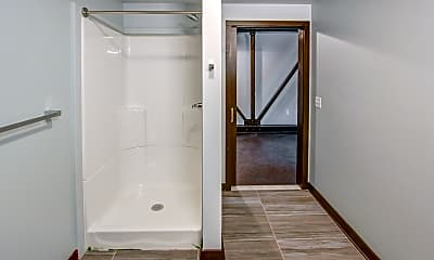 Bathroom, @HudsonPark, 2