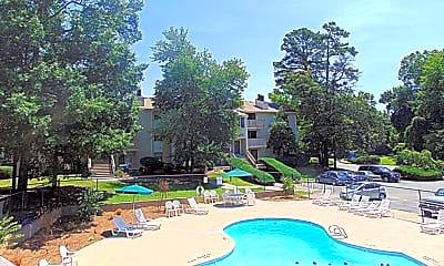 Pool, Raintree, 2