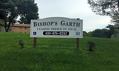 Bishops's Garth Apartments, 1