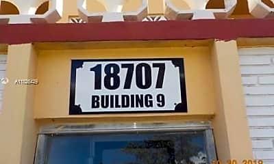 Community Signage, 18707 NE 2nd Ave 906, 0