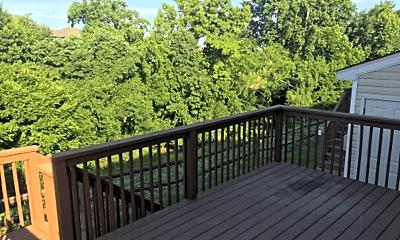 Patio / Deck, 673 Rock Lake Glen, 2