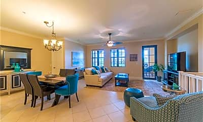 Living Room, 11907 Adoncia Way 3005, 1